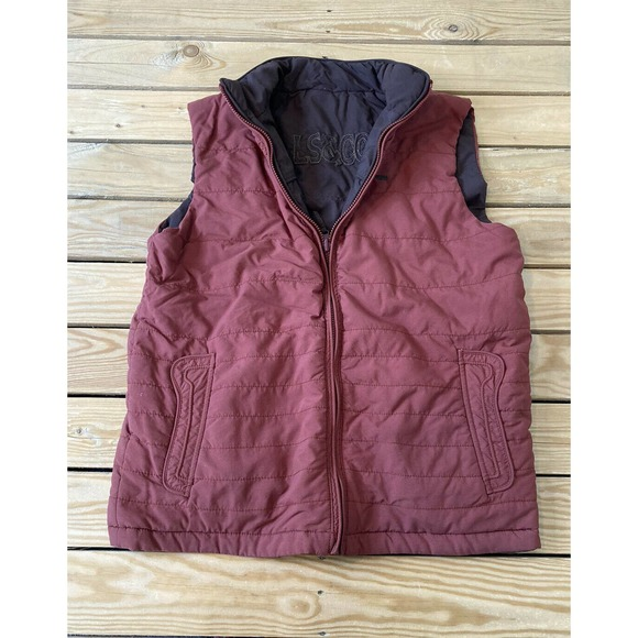 LEVI'S Men's Full Zip Reversible Vest XL